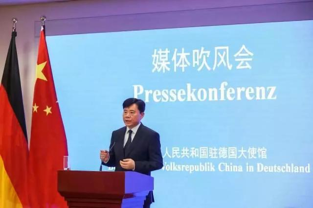 Chinese ambassador urges German politicians to stop interfering in Hong Kong affairs