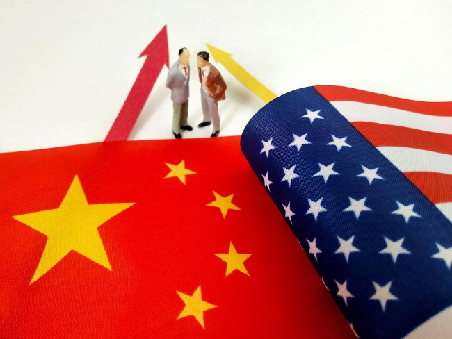 Chinese firms start enquiry on US farm products
