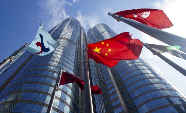 Hong Kong Stock Exchange makes surprise bid to merge with London Stock Exchange