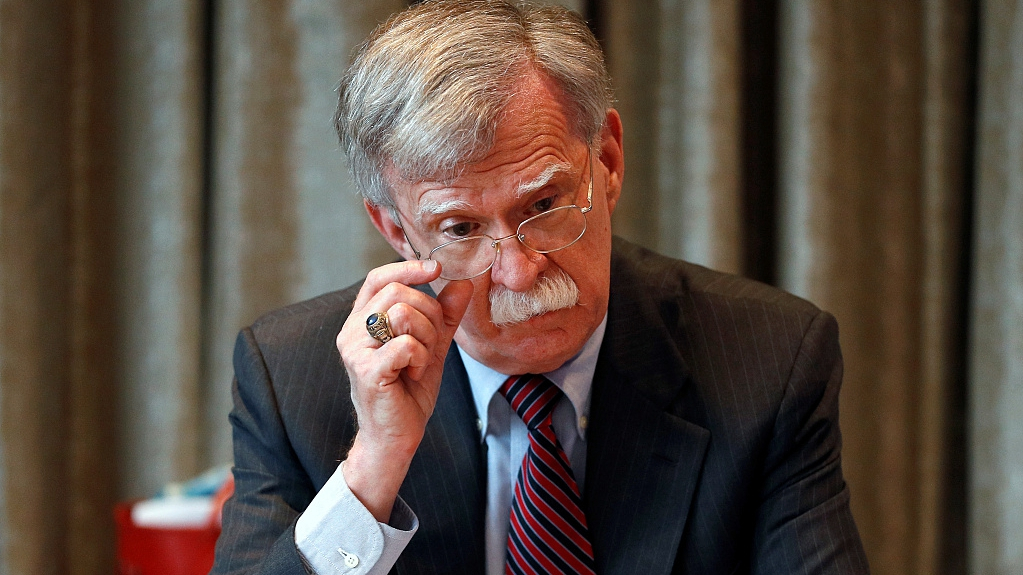 What John Bolton's departure means for US foreign policy