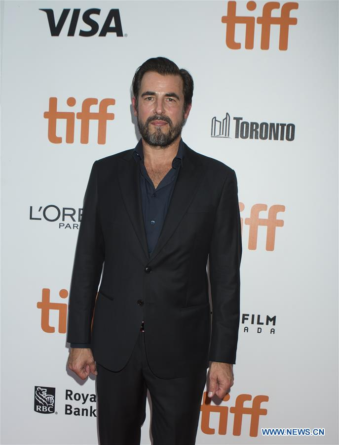 """North American premiere of """"The Burnt Orange Heresy"""" held during 2019 Toronto Int'l Film Festival"""