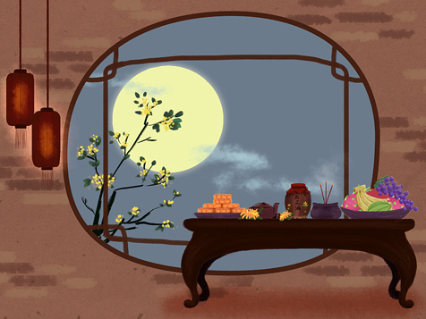 Traditions you may not know about Mid-Autumn Festival in China