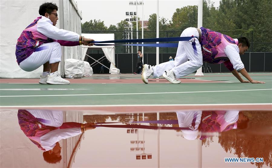 Highlights of China's 11th Ethnic Games in Zhengzhou