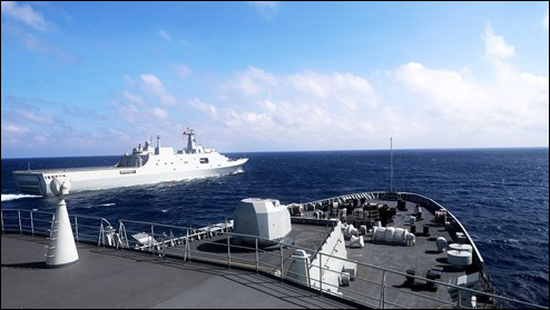 China to build warship for Thailand