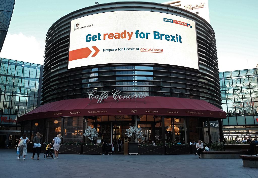 UK's Johnson to meet EU's Juncker on Monday for Brexit talks