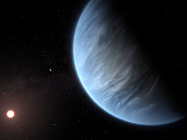 Water found for first time on another star's planet