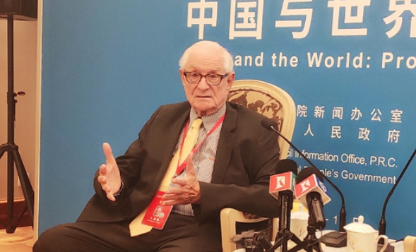 Cultural exchanges promising for China-US relations: American scholar