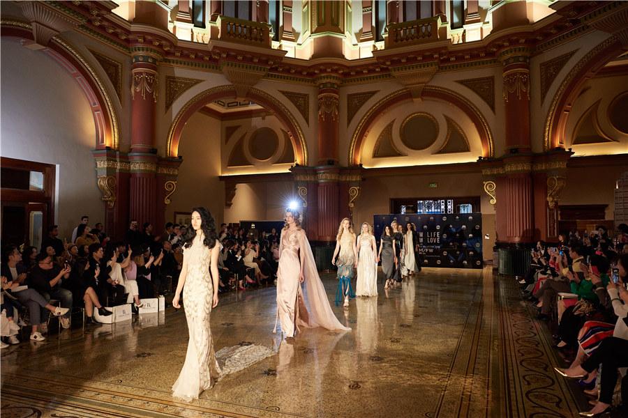 New love for fashion blossoms in Australia