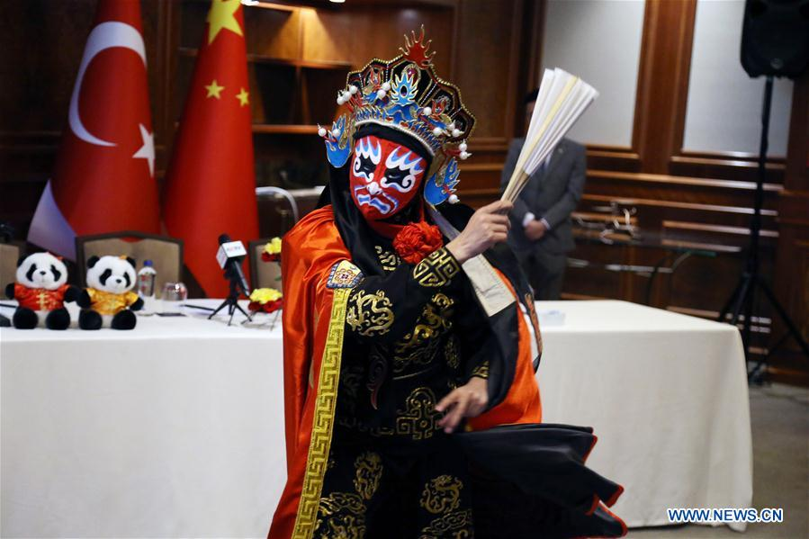Feature: Turks marveled by Chinese culture at Mid-Autumn festival celebrations