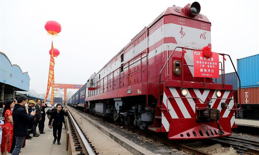 China-Russia trade up 4.5 pct in the first eight months of 2019