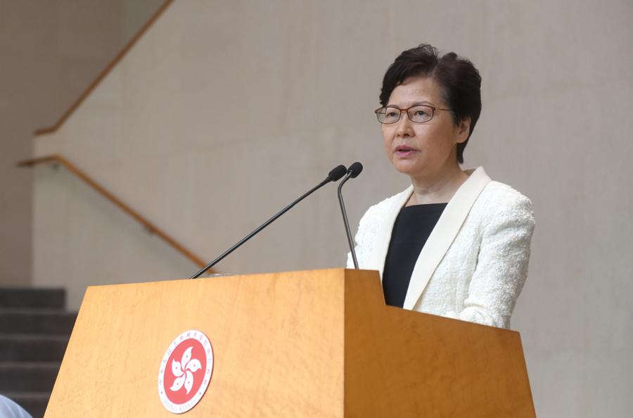 HK govt to meet district councilors to break deadlock