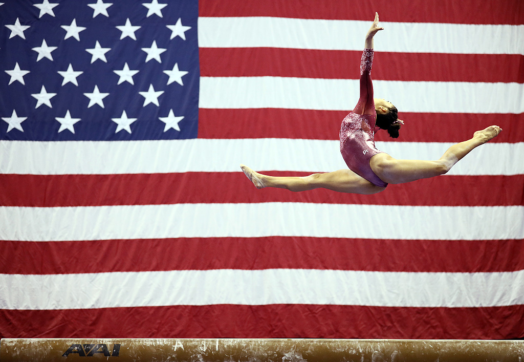 DOJ investigating US Olympic systems handling of sex abuse claims