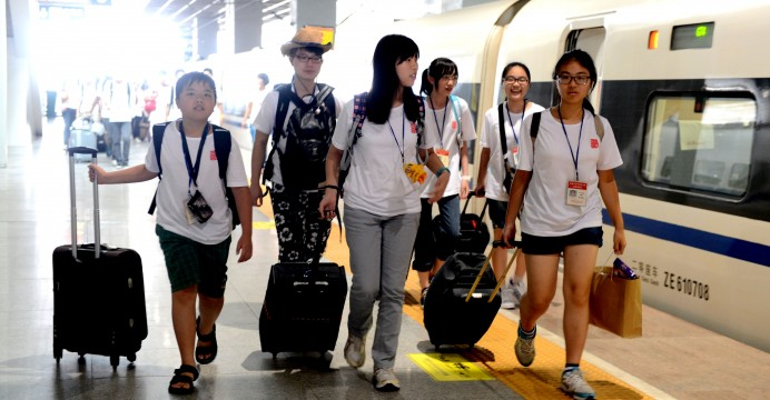 Mainland to ease service procedures for overseas Chinese nationals