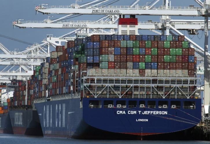 US import, export prices down in August