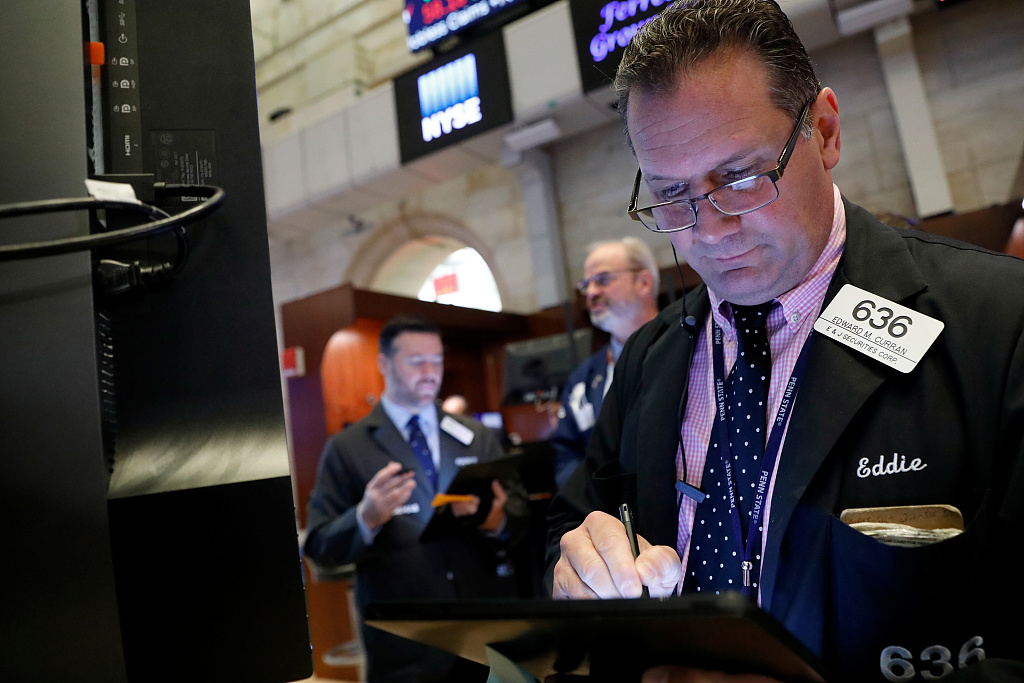 US markets end week near record highs, due to China trade optimism