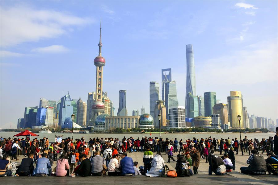 Holidays a boost to China's economy