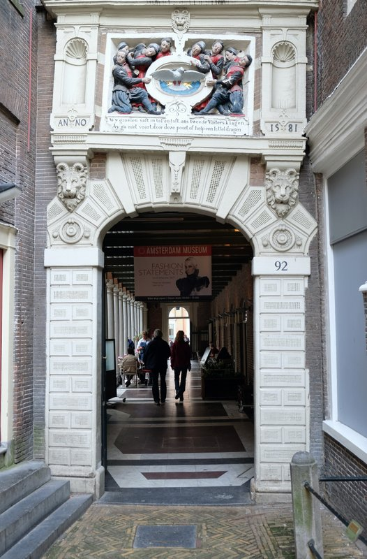 Museum says not everything glittered in Dutch 'Golden Age'