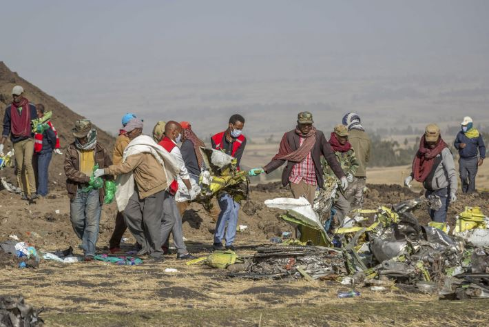 Interpol says identification of all Ethiopian Airlines plane crash victims completed
