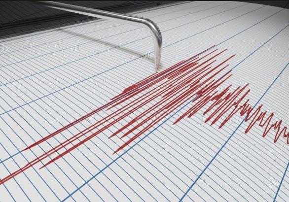5.9-magnitude quake hits Laiwui of Indonesia: USGS