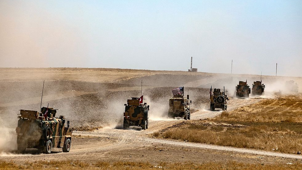 US won't send more troops to Syria for joint Turkish patrols