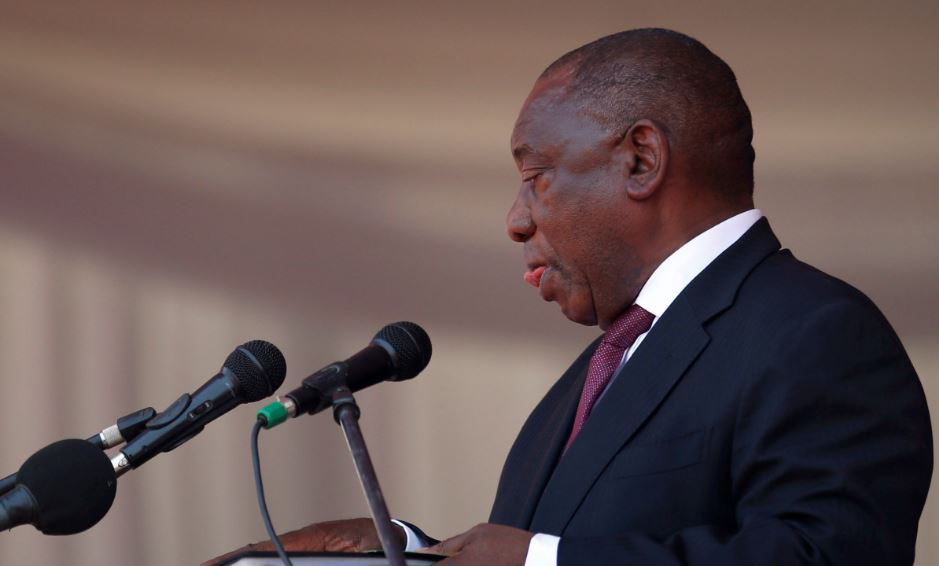 South African president apologizes for xenophobic attacks