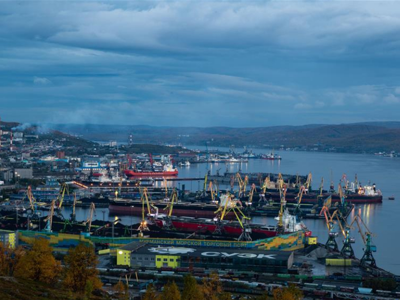 In pics: scenery of Arctic Circle port city of Murmansk, Russia