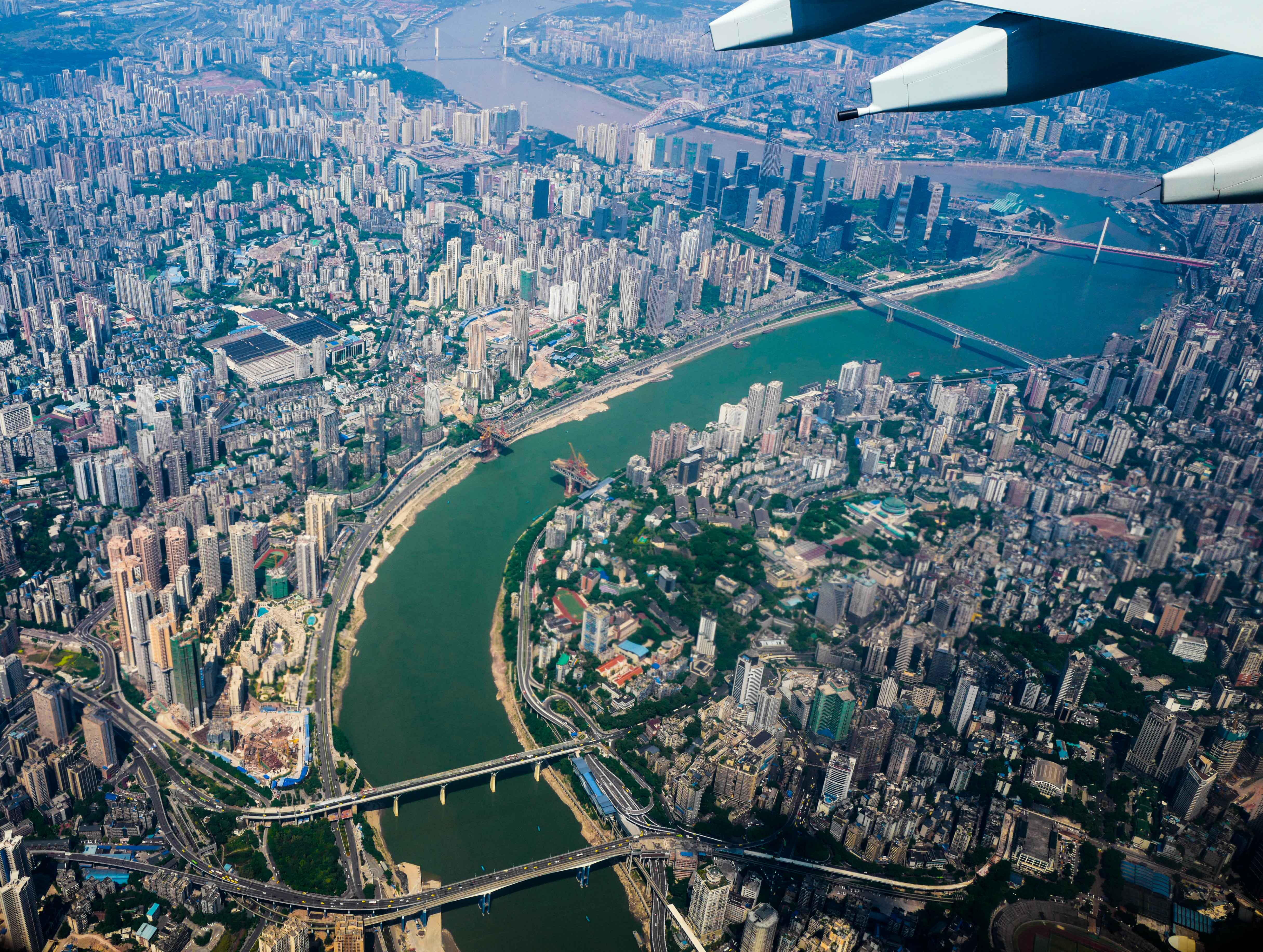 Chongqing reports trade growth with B&R countries