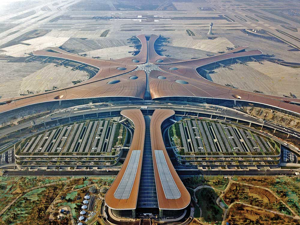 Train ticket prices to Beijing's new airport launched