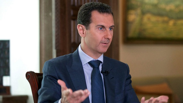 Syrian president issues general amnesty