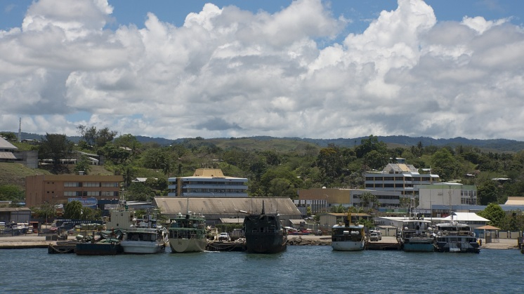 Solomon Islands cuts 'diplomatic ties' with Taiwan: report