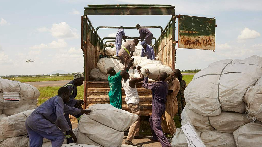 Egypt sends aid to South Sudan to support peace