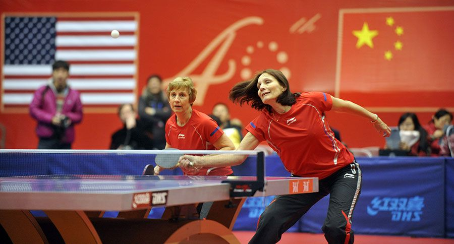 How Ping-pong diplomacy broke the mold