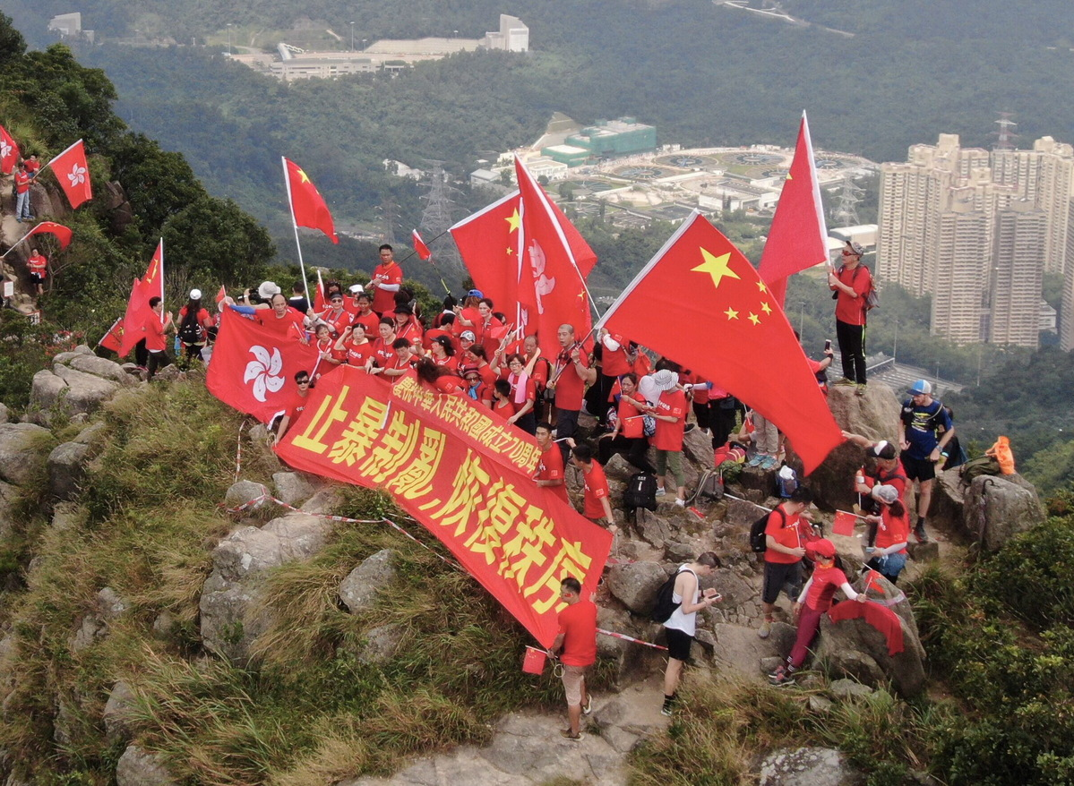 HK roiled by another weekend of violence