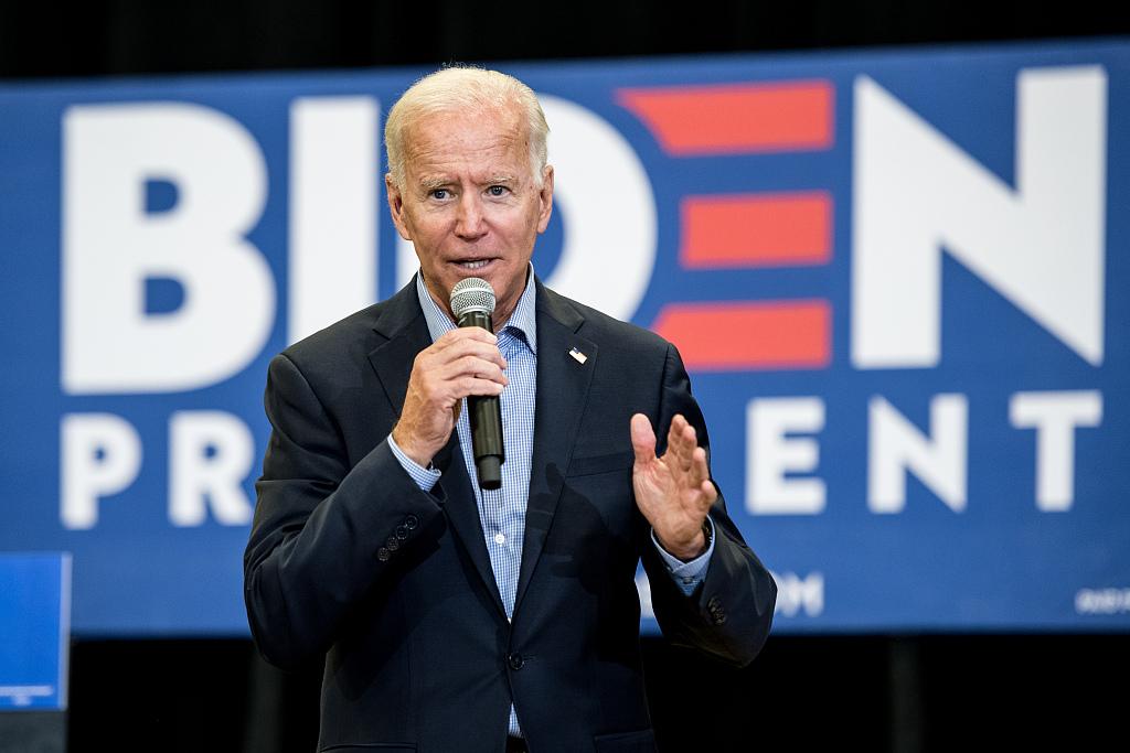 Biden keeps double-digit lead over other Democratic presidential hopefuls