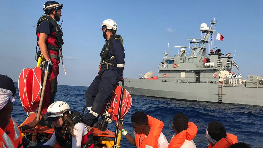 Navy, coastguard officials charged in Italy over migrant deaths