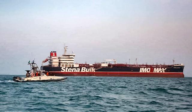 Iran to release seized British oil tanker