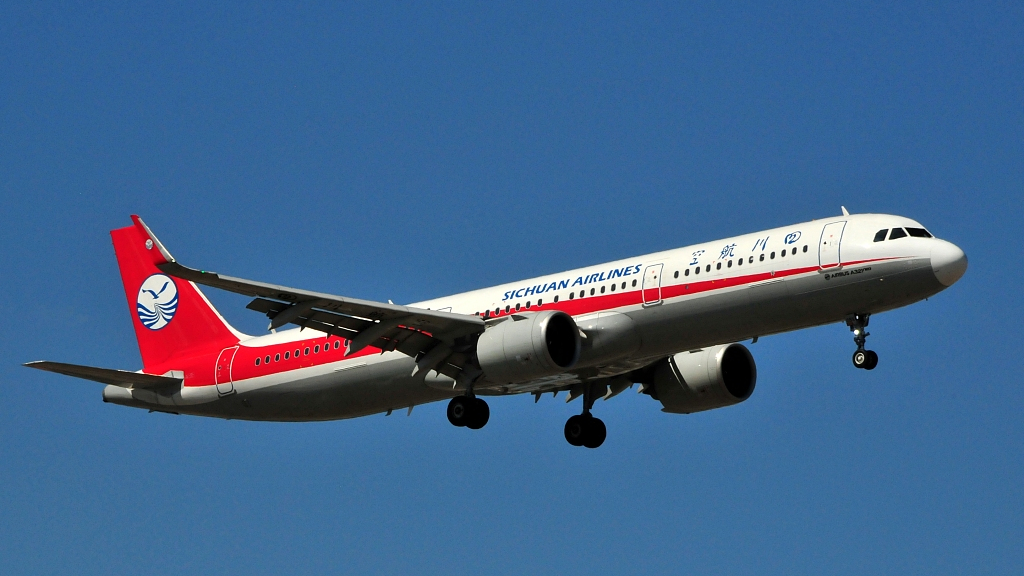 Sichuan Airlines opens direct flight from Chengdu to Helsinki