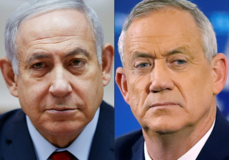 Israel votes on Netanyahu's political survival