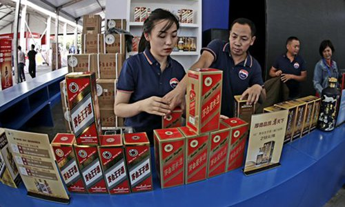 Moutai madness grips Costco shoppers