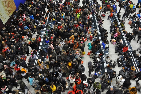 Human migration outpacing world population growth: UN report