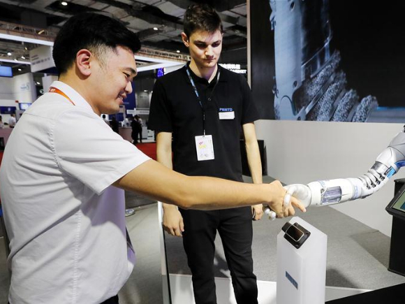 5G technology plays growing role in industrial upgrading