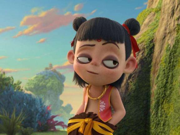 "Chinese animated film ""Ne Zha"" reaches 3.3 mln dollars at North American box office"