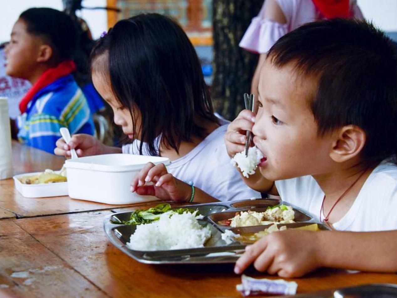 Feeding the next generation