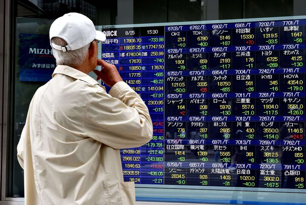 Tokyo stocks open up on cheaper yen after US rate cut