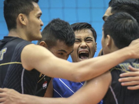 2019 Asian Men's Volleyball Championship: Thailand vs. Indonesia