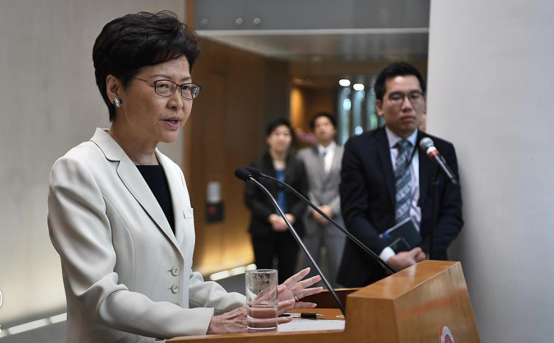 Carrie Lam to meet public next week in first of dialogue sessions
