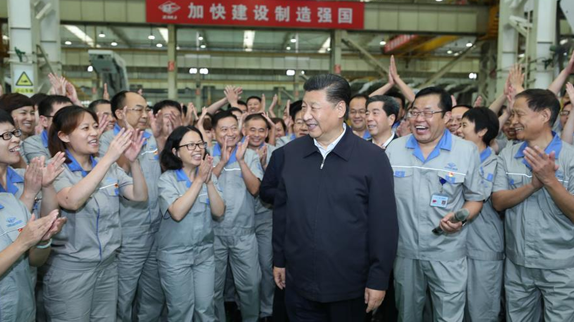 Xi underlines real economy, rural revitalization during inspection