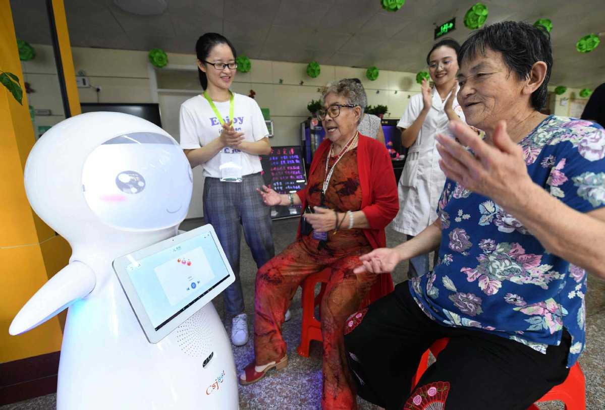 Efforts to improve senior care renewed