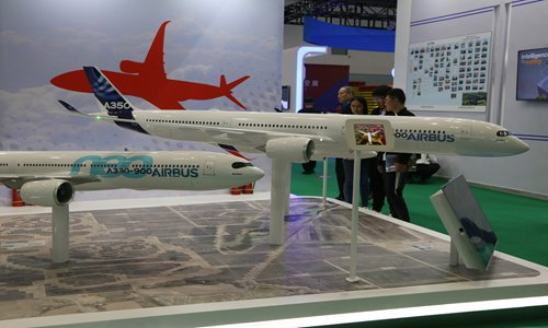 Airbus grabs rising share of Chinese market, eyes more as nation's opening-up continues