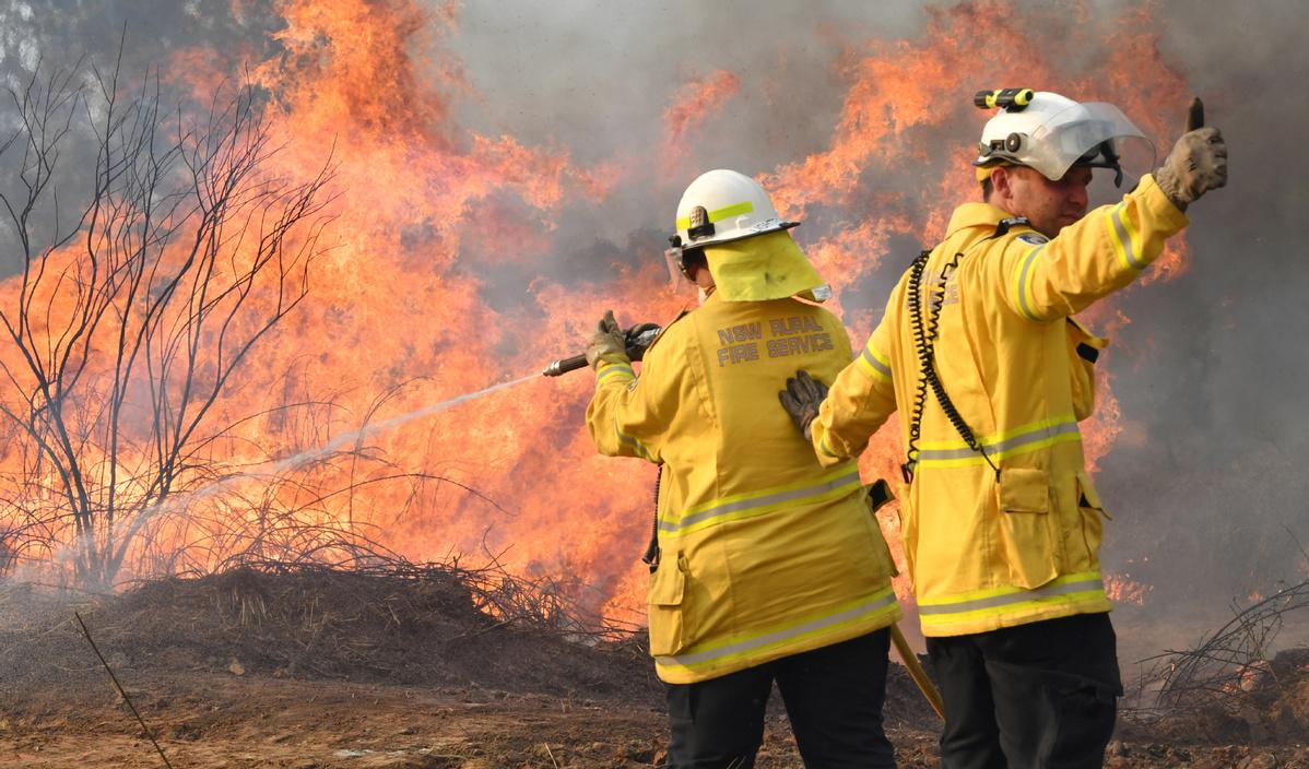 Australia's fire season gets severe